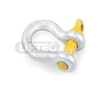 A.S. Type Grade S Bow Shackle-AS2741,2002