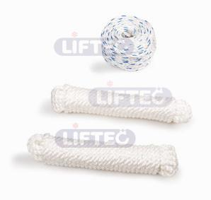 Polythene(PE) And Polypropylene(PP) Rope, 3 Strands