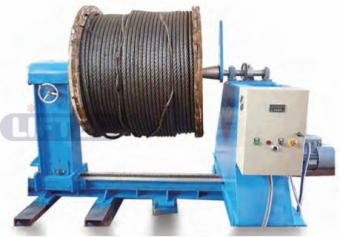 Steel Wire Rope Reeler
