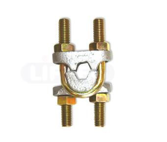 Double Throat Wire Rope Clip
