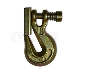Clevis Grab Hook with Latches