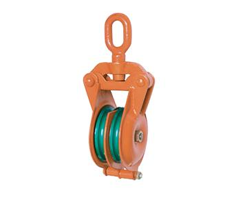 Snatch Block Model YBO, Double Wheel